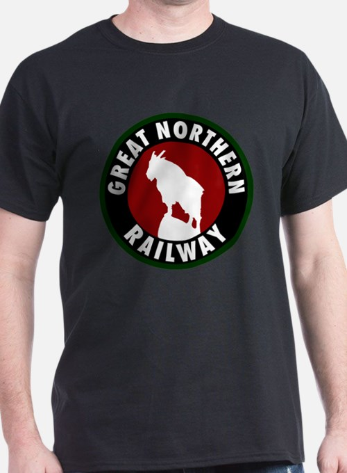 Great Northern Railway T-Shirt