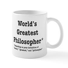 Unique Philosophers Mug