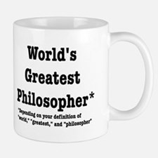 Cute Philosophies Mug