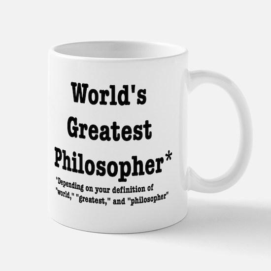 Cute Philosopher Mug