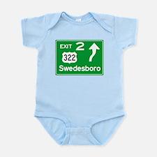 NJTP Logo-free Exit 2 Swedesbor Body Suit