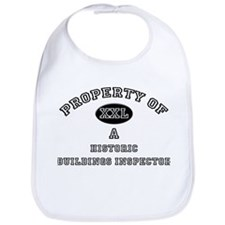 Property of a Historic Buildings Inspector Bib