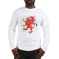 Unique Gryphon Long Sleeve T-Shirt