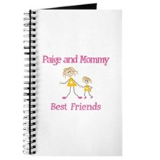 Paige & Mommy - Friends Journal