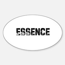 Essence Oval Decal