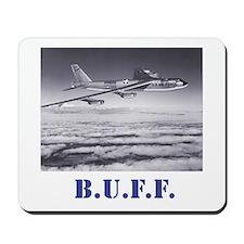 B-52 in flight: BUFF Mousepad