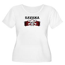 savana is a pirate T-Shirt