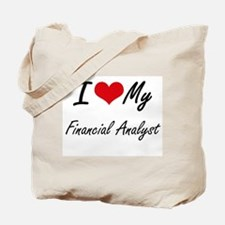 I love my Financial Analyst Tote Bag