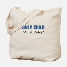 ONLY CHILD Tote Bag