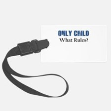 ONLY CHILD Luggage Tag