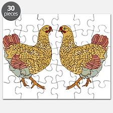 Hen Party Puzzle