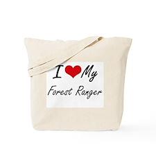 I love my Forest Ranger Tote Bag