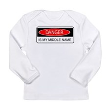 Unique Danger Long Sleeve Infant T-Shirt