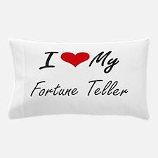 I love my Fortune Teller Pillow Case