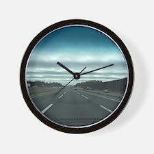 NEW JERSEY TURNPIKE Wall Clock