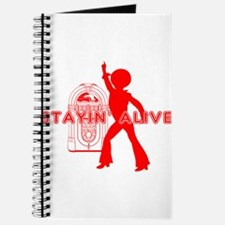Stayin' Alive Journal