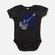 Rock n roll kids and Baby Bodysuit