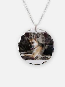 Tara the Diva Dog Necklace