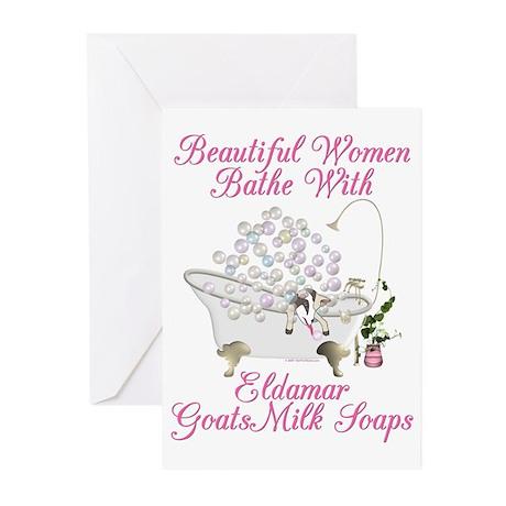 Eldamar soap 1 Greeting Cards (Pk of 20)