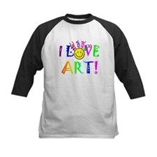 Cute Kid drawing Tee