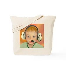 Fly Girl Molly Tote Bag