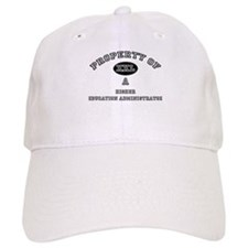 Property of a Higher Education Administrator Baseball Cap