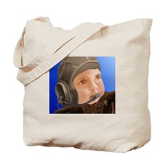 Fly Girl Mary Tote Bag