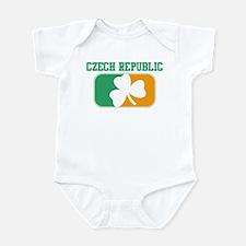 CZECH REPUBLIC irish Infant Bodysuit