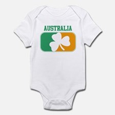 AUSTRALIA irish Infant Bodysuit