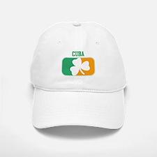 CUBA irish Baseball Baseball Cap