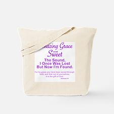 Cute Grace Tote Bag