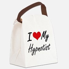 I love my Hypnotist Canvas Lunch Bag