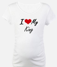 I love my King Shirt
