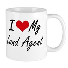 I love my Land Agent Mugs
