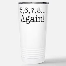 Funny Dancer Travel Mug
