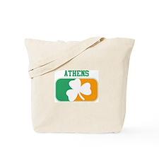 ATHENS irish Tote Bag