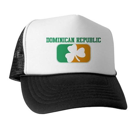 DOMINICAN REPUBLIC irish Trucker Hat