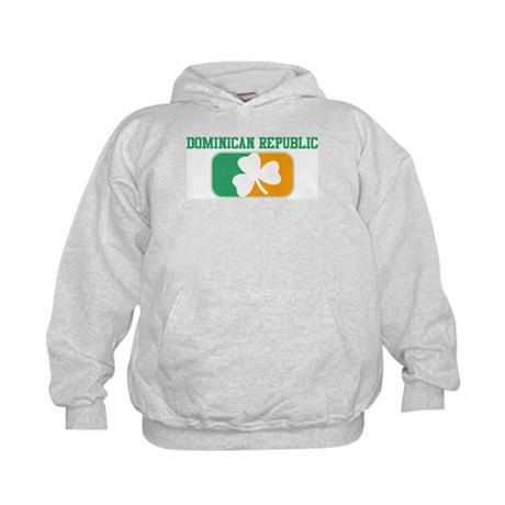 DOMINICAN REPUBLIC irish Kids Hoodie