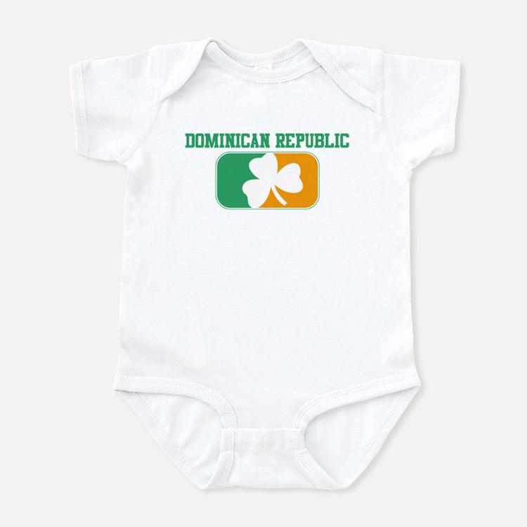 DOMINICAN REPUBLIC irish Infant Bodysuit