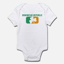 DOMINICAN REPUBLIC irish Onesie