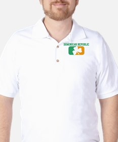 DOMINICAN REPUBLIC irish Golf Shirt