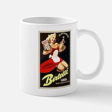 Vintage Bertolli Advertisement Mugs