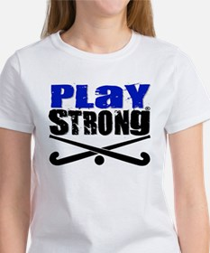 Cute Sports field hockey Tee