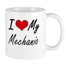 I love my Mechanic Mugs
