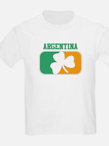 ARGENTINA irish T-Shirt