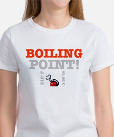 BOILING POINT - 212F - 99.98C T-Shirt