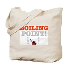 BOILING POINT - 212F - 99.98C Tote Bag