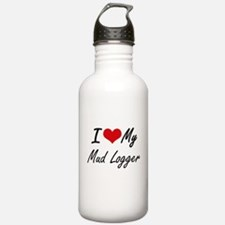 I love my Mud Logger Water Bottle