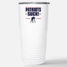 Cute Patriot Travel Mug