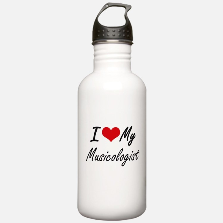 I love my Musicologist Water Bottle